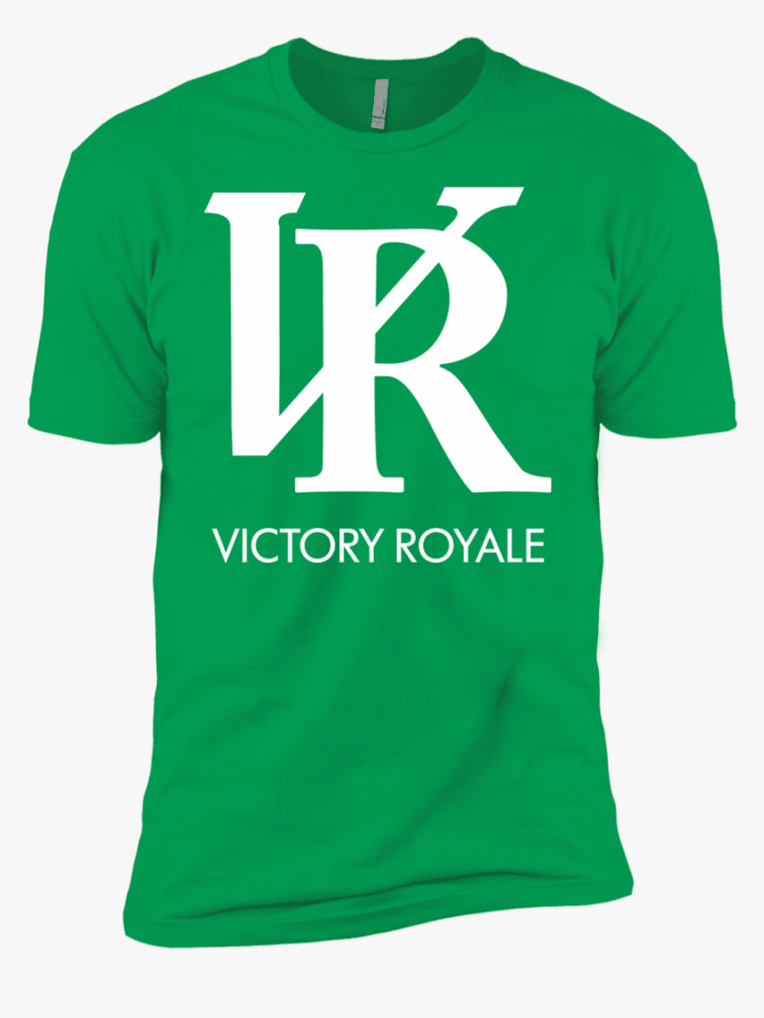 Fortnite Victory Royale Boys Premium T-shirt - Portable Network Graphics, HD Png Download, Free Download