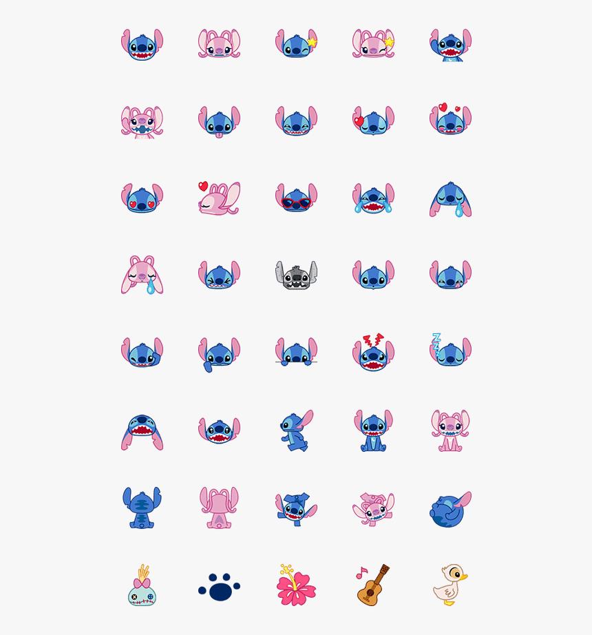 Stitch Emoji, HD Png Download, Free Download