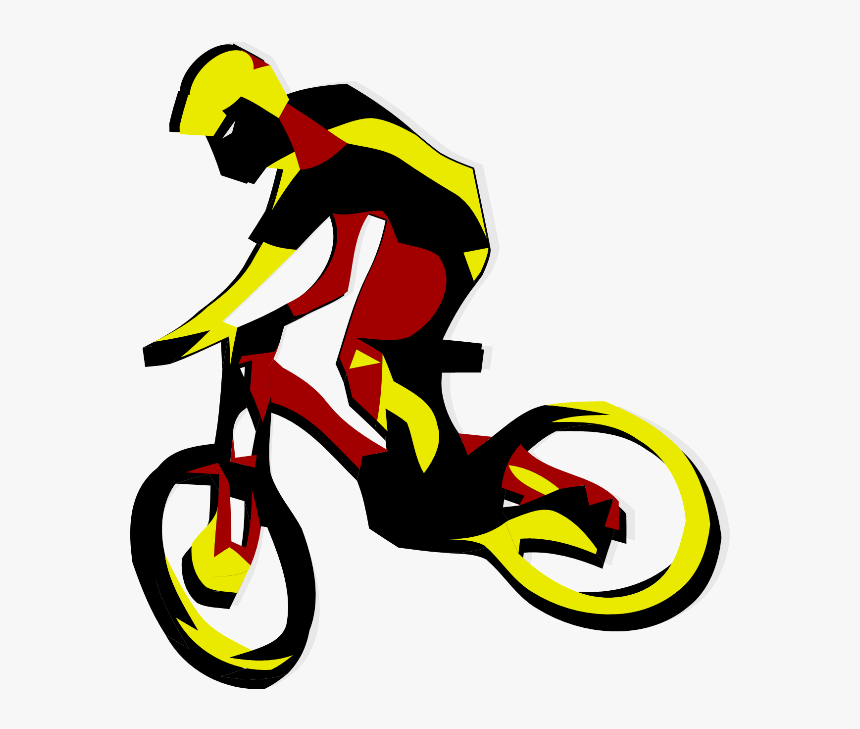 Mountain Bike Vector Design For Hoodie - Mountain Bike Vector Png, Transparent Png, Free Download