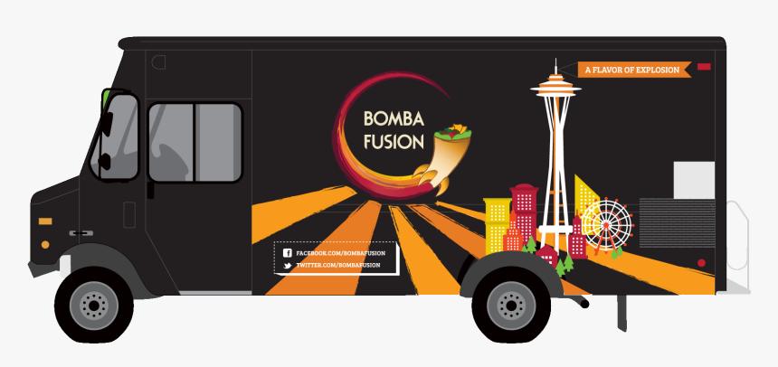 Taco Truck Png - Brand De Food Truck, Transparent Png, Free Download