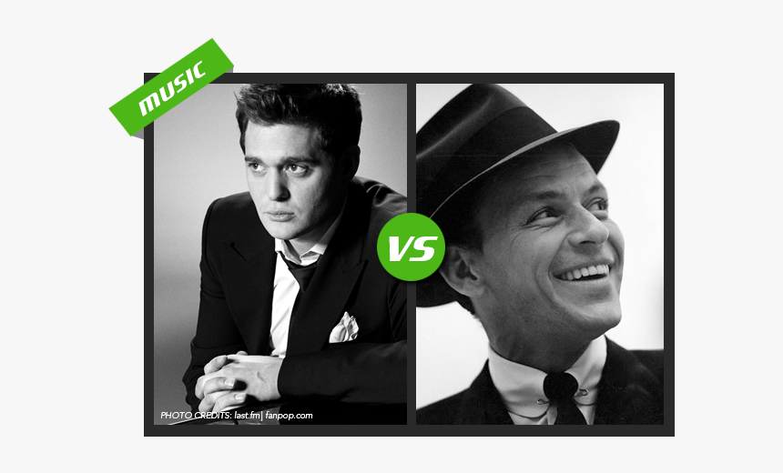 Buble Vs Sinatra - Best Revenge Is Success Frank Sinatra, HD Png Download, Free Download