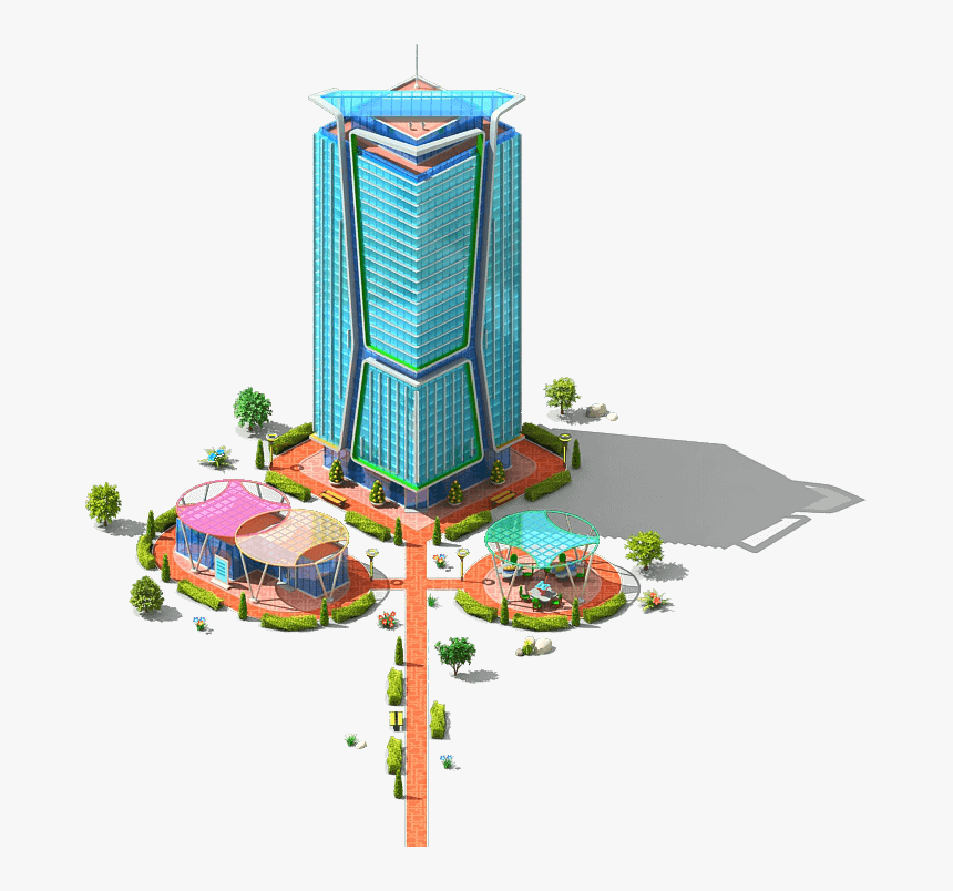 Giant Robot Area= - Carousel, HD Png Download, Free Download
