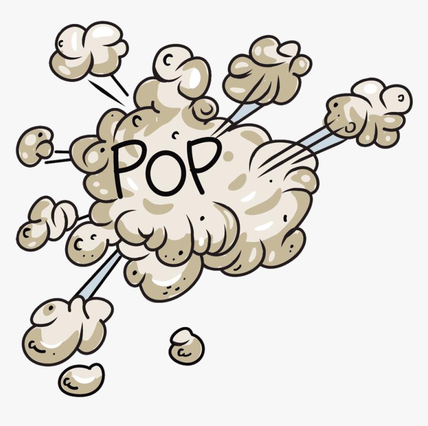 #comic #comicary #cloud #pop #freetoedit - Smoke Pop Art Png, Transparent Png, Free Download