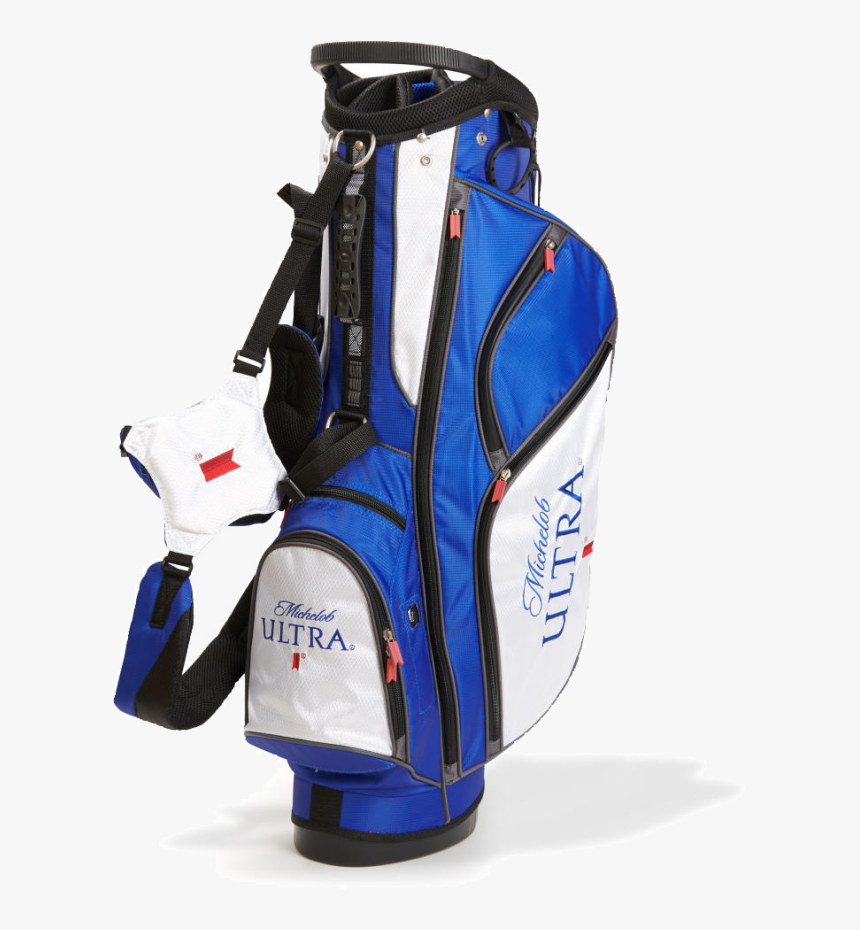 Michelob Ultra Golf Bag Blue, HD Png Download, Free Download