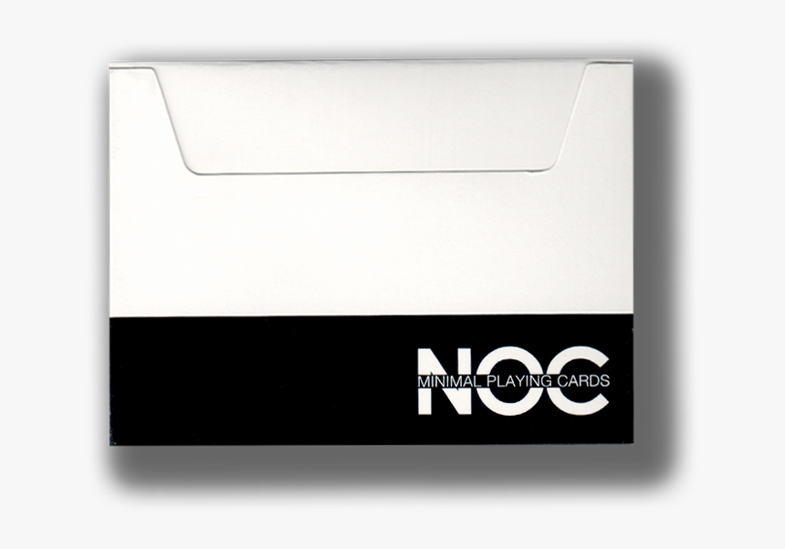 """Black Noc V3s""""  Class=""""lazyload Lazyload Fade In Cloudzoom - Noc Black Playing Cards, HD Png Download, Free Download"""