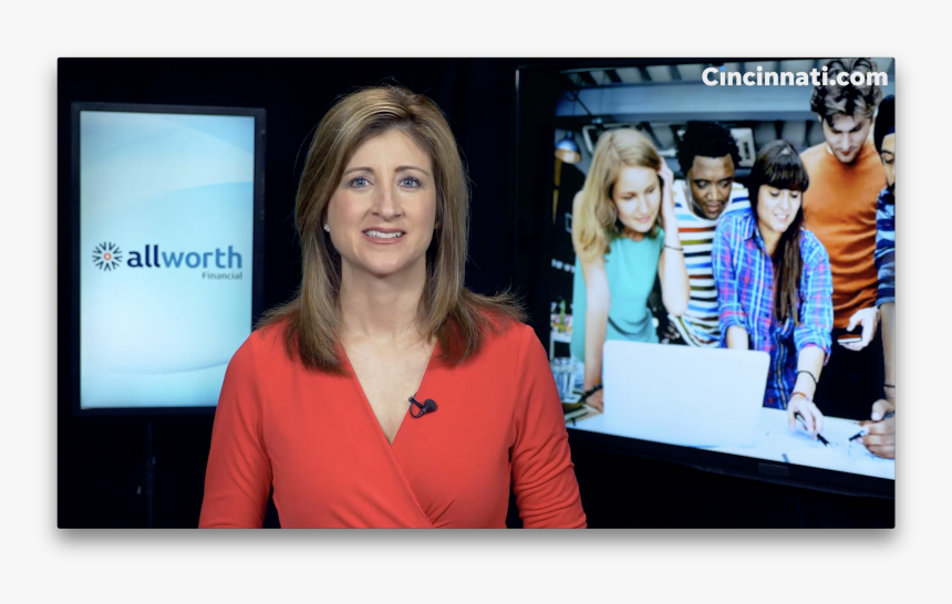Newscaster, HD Png Download, Free Download