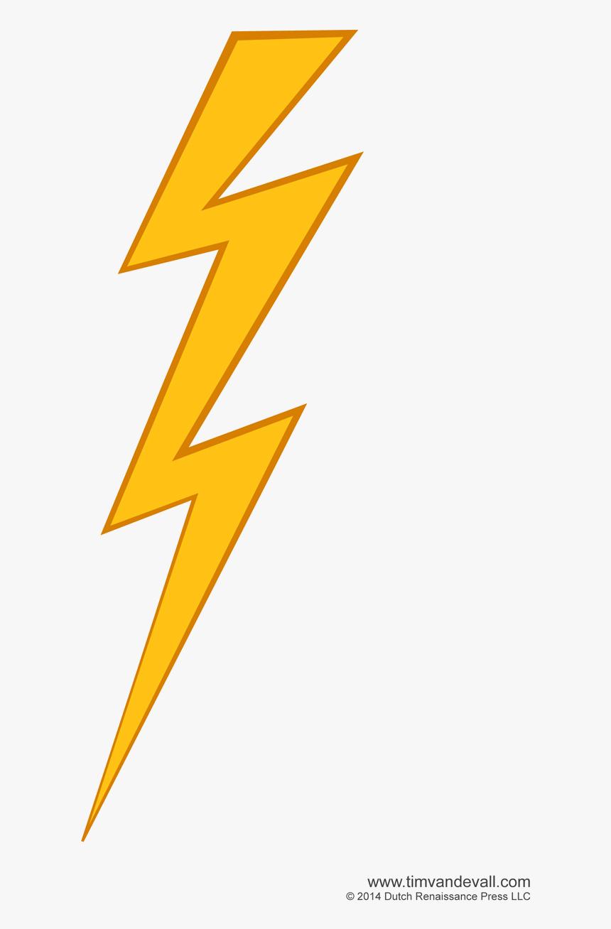 Clip Art Realistic Lightning Bolt Transparent Cartoons Bolt Of Lightning Orange Clip Art Hd Png Download Kindpng