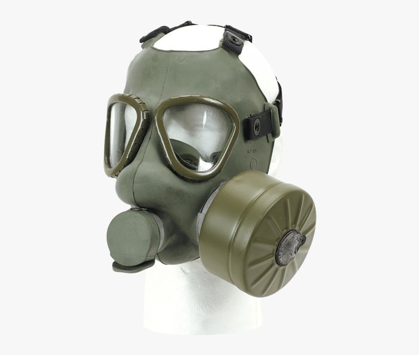 Serbian M1 Gas Mask, HD Png Download, Free Download