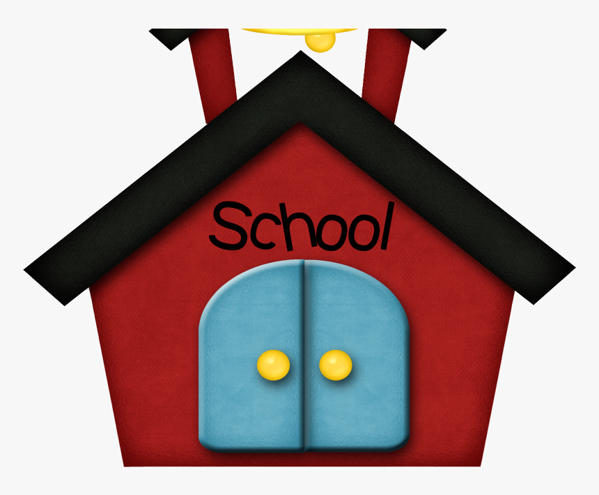 Clip Clock,illustration - Back To School Background, HD Png Download, Free Download