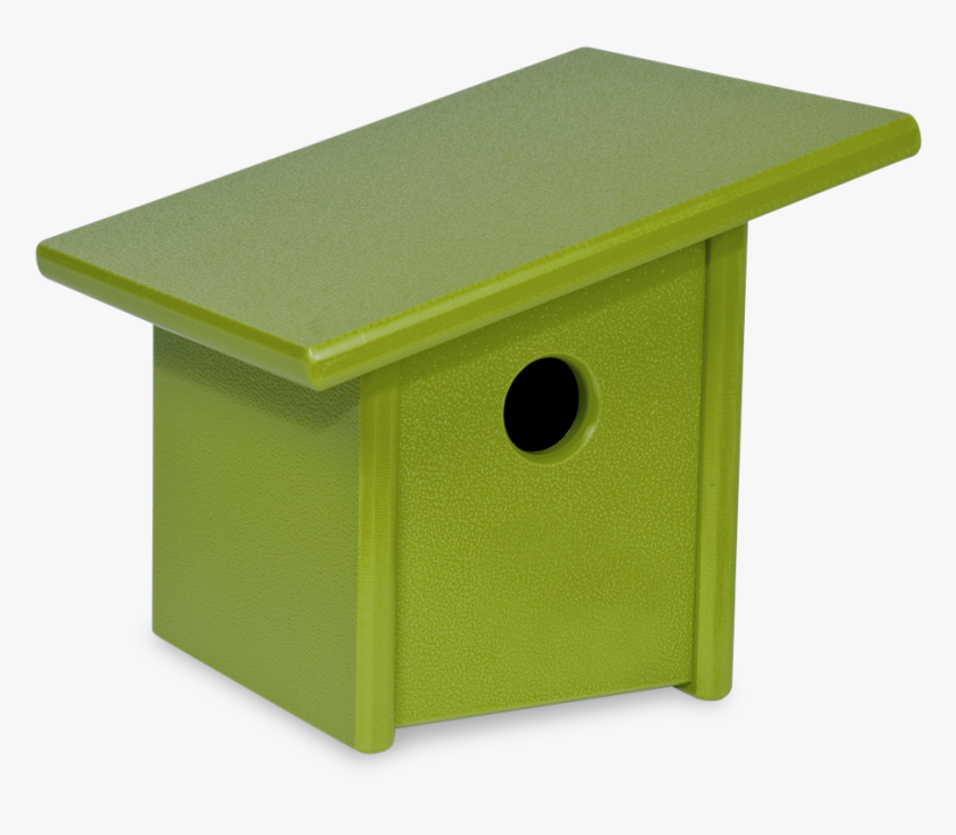 Pitch Birdhouse Leaf-0 - Nest Box, HD Png Download, Free Download