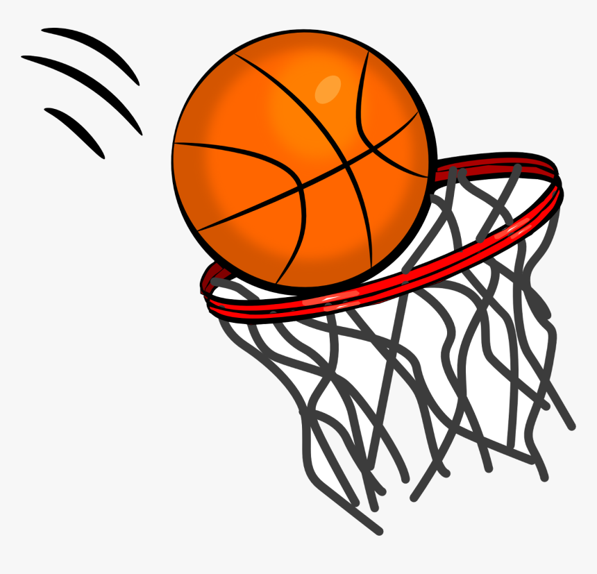 Basketball Clip Art Free On Transparent Png Transparent Background Basketball Png Png Download Kindpng
