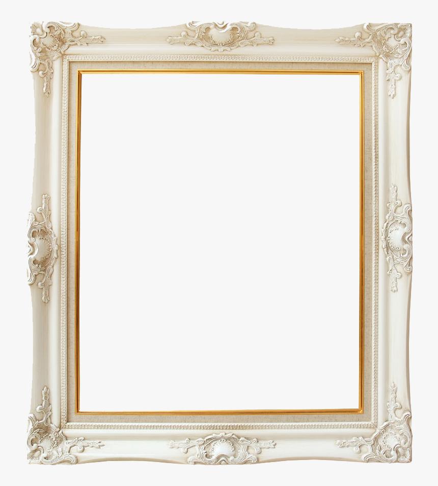 Picture Frame Wallpaper Ivory Vintage Hq Image Free - Vintage Frame Png, Transparent Png, Free Download