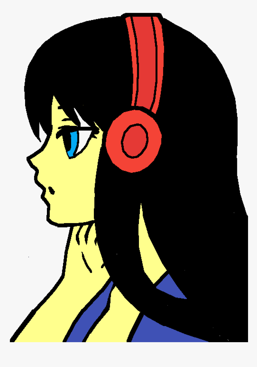 Aphmau Drawings - Girls Teenage Clipart Png, Transparent Png, Free Download
