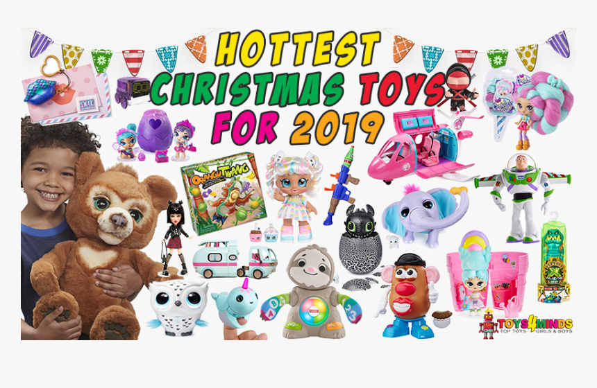 New Toys For Christmas 2019, HD Png Download, Free Download
