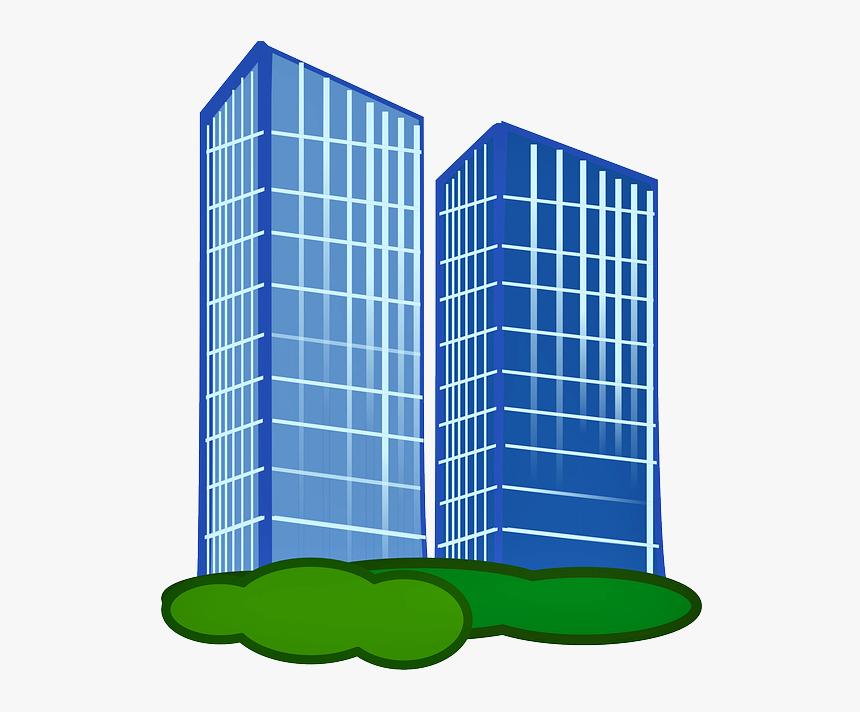 Edifcio Em Png Building Clipart - Miami, Transparent Png, Free Download