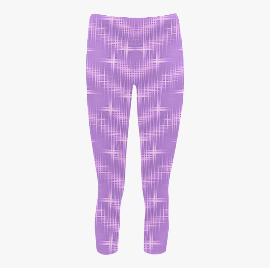Sparkling Stars, Lilac Capri Legging - Pajamas, HD Png Download, Free Download