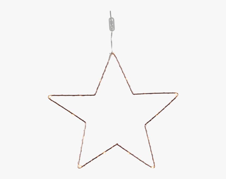 Star Sparkling - Line Art, HD Png Download, Free Download