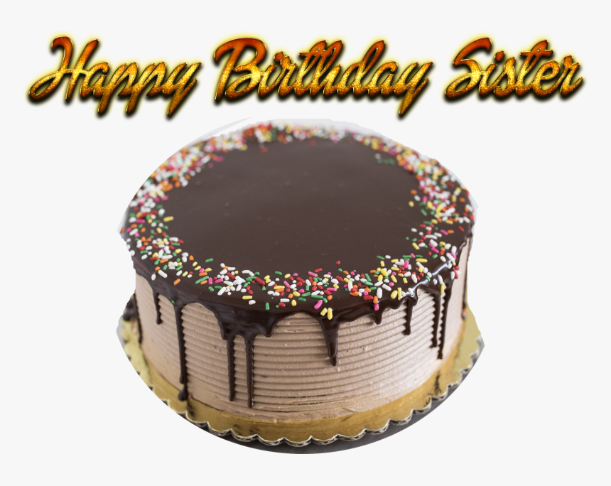 Happy Birthday Sister Png Background - Happy Birthday Mam Pics Hd, Transparent Png, Free Download