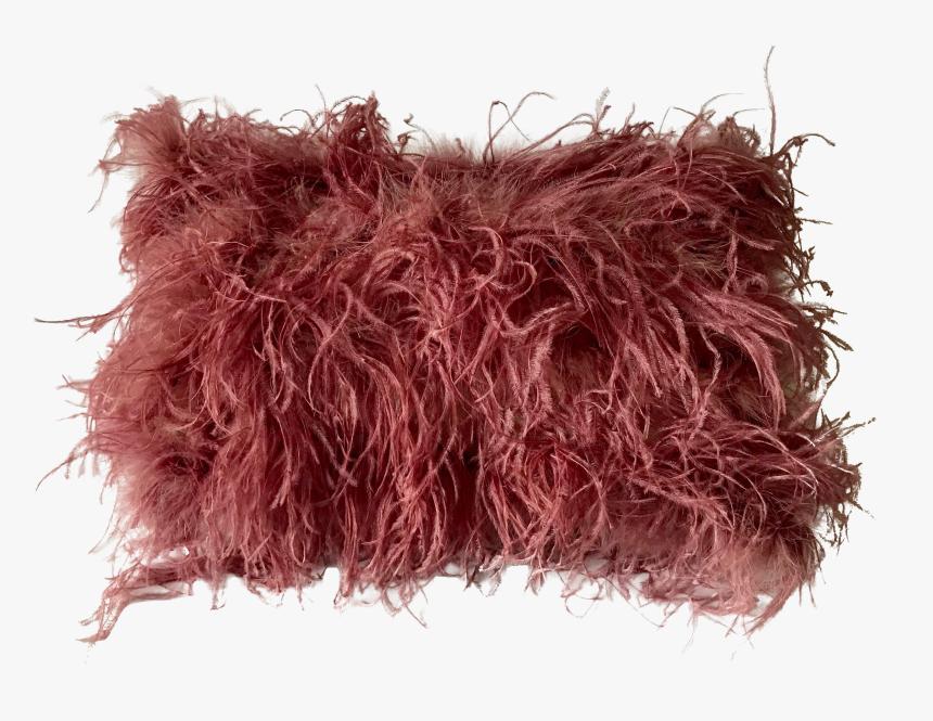 African Ostrich Lumbar Pillow - Thread, HD Png Download, Free Download