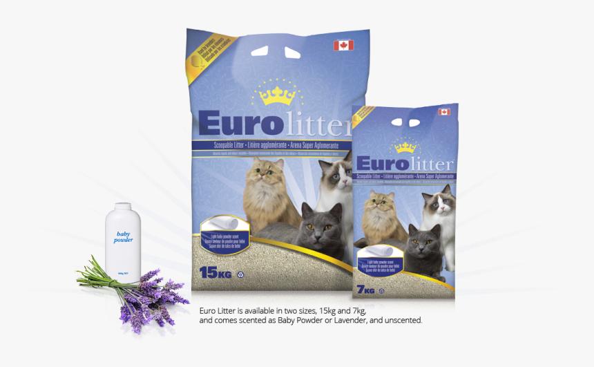 Euro Litter Cat Litter, HD Png Download, Free Download