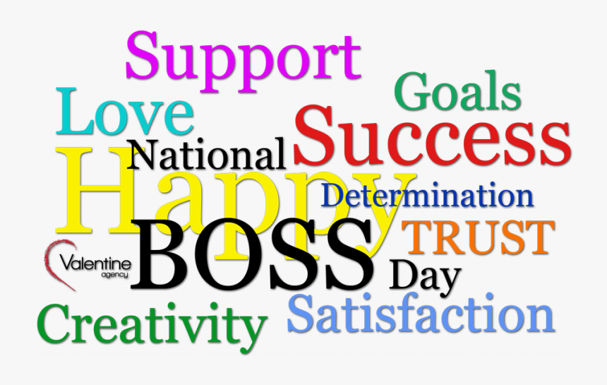 Boss Day Quotes 2017 14 Sayings For The National Day - Graphic Design, HD Png Download, Free Download