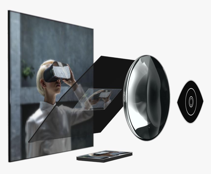 Varjo Bionic Display, HD Png Download, Free Download