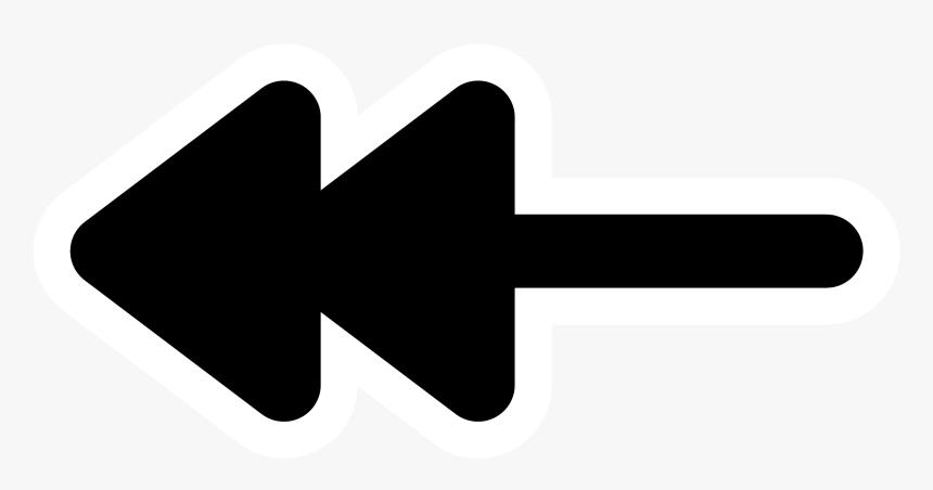 Primary Line Double Arrow Begin Clip Arts - Clip Art, HD Png Download, Free Download