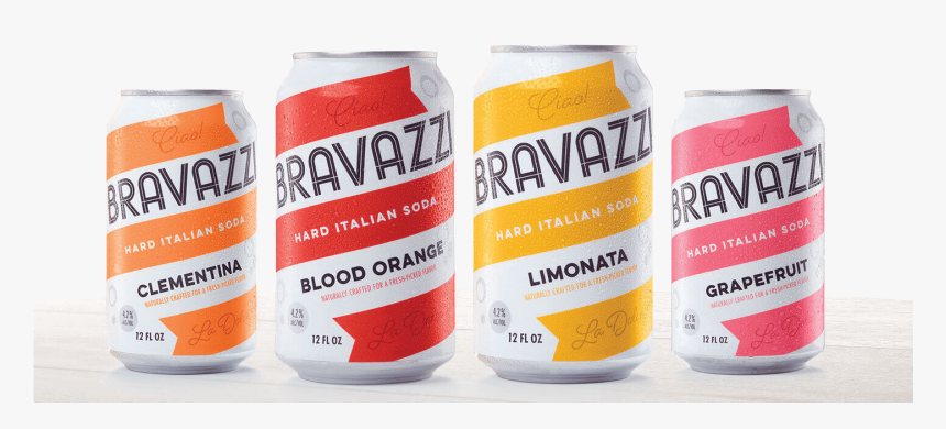 Bravazzi Cans - Energy Drink, HD Png Download, Free Download
