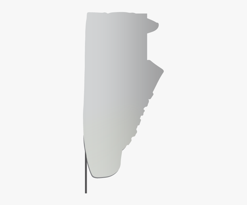 Technical Drawing Silhouette Flag - Reamer, HD Png Download, Free Download
