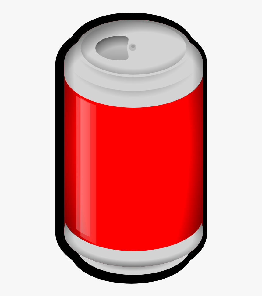 Soda Can Cans Clipart Free Cliparts Images On Transparent - Transparent  Soda Can Clipart, HD Png Download - kindpng