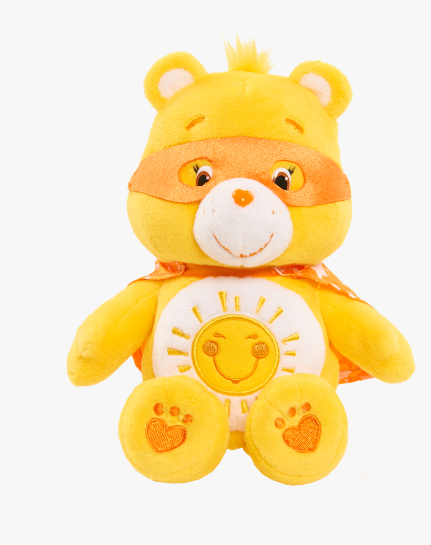 This Alt Value Should Not Be Empty If You Assign Primary - Yellow Care Bears Stuffed Animals, HD Png Download, Free Download