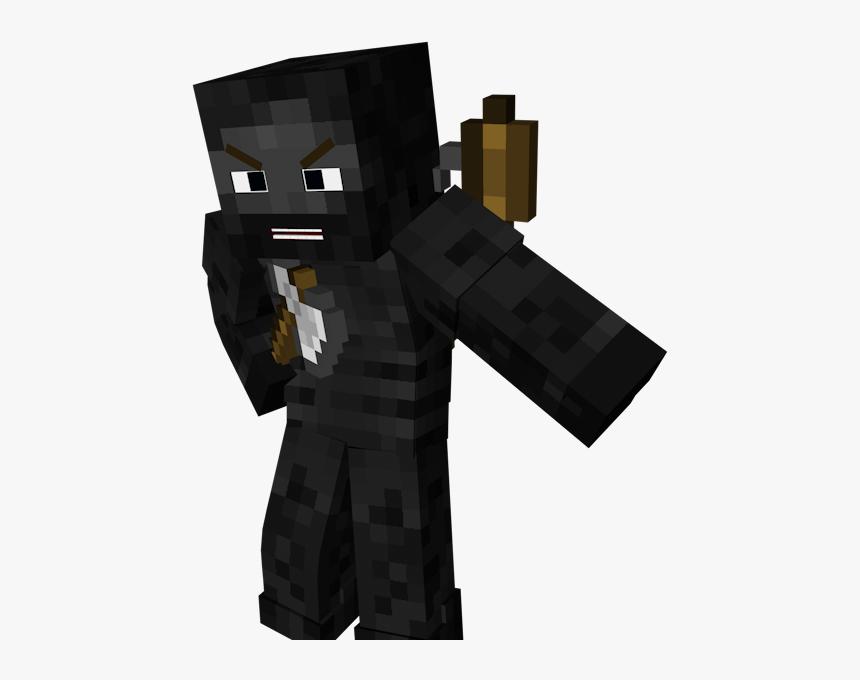 Minecraft Render Skin Png, Transparent Png, Free Download