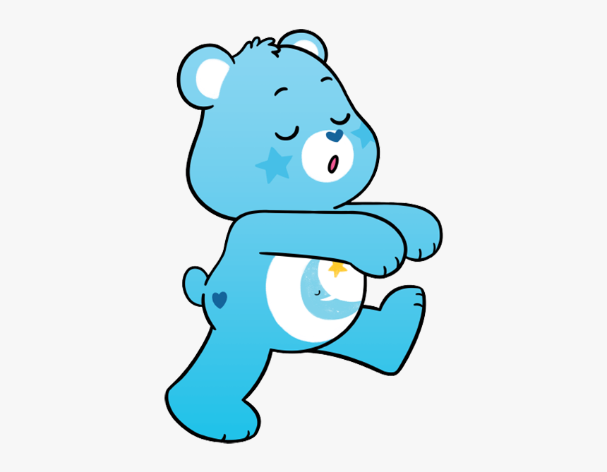 Care Bears Unlock The Magic Bedtime Bear, HD Png Download, Free Download