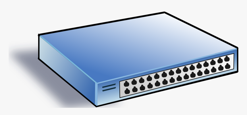 Network Switch Computer Icons Router Computer Network - Network Switch Png, Transparent Png, Free Download