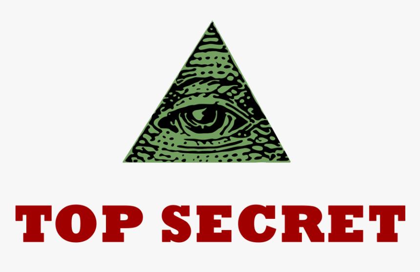 Eye Of Providence Triangle Illuminati - Illuminati Triangle, HD Png Download, Free Download