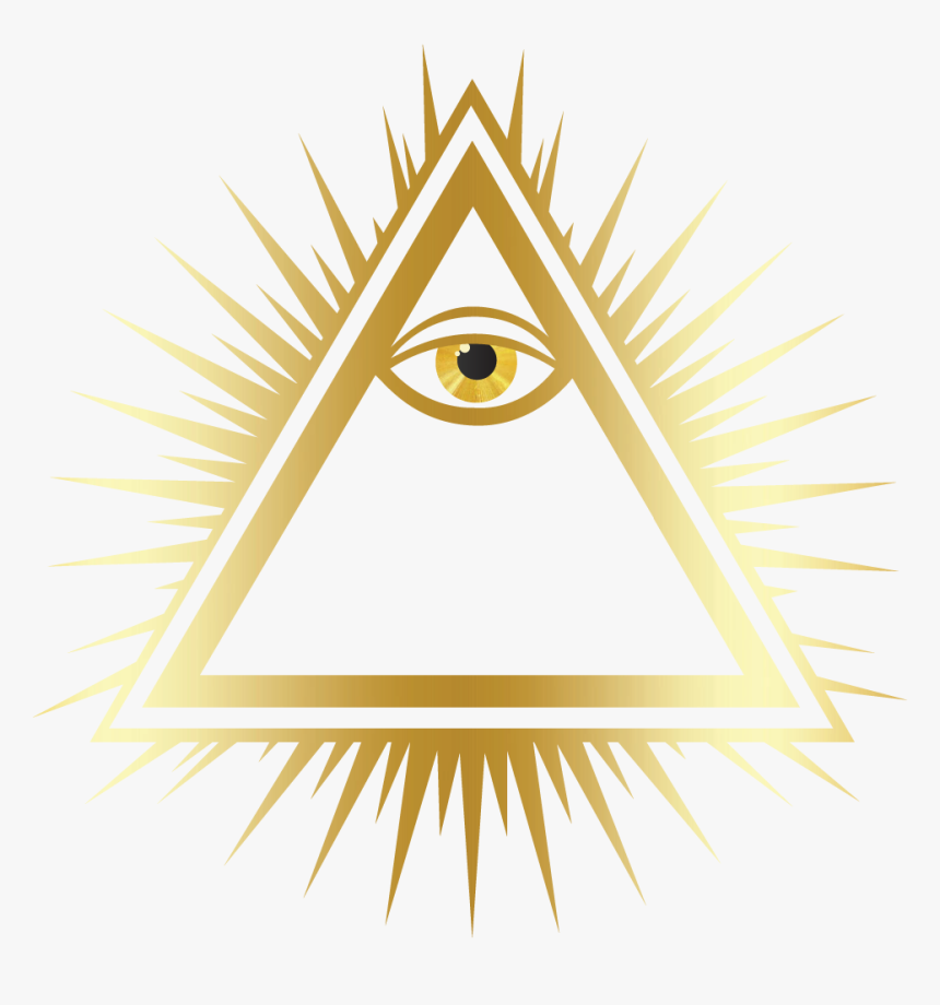 Transparent All Seeing Eye Pyramid Png - All Seeing Eye, Png Download, Free Download
