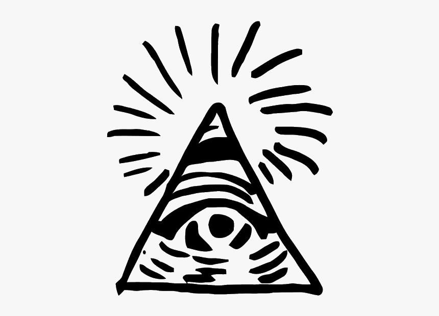 Eye Of Providence - Life Is Strange Illuminati, HD Png Download, Free Download