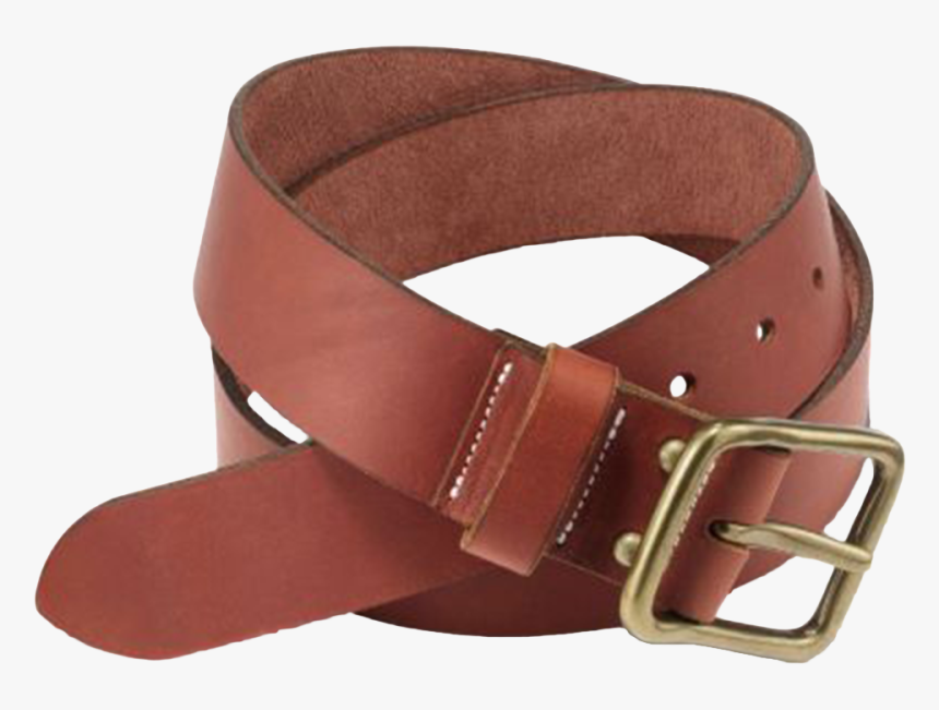 Red Wing Oro Leather Belt, HD Png Download, Free Download