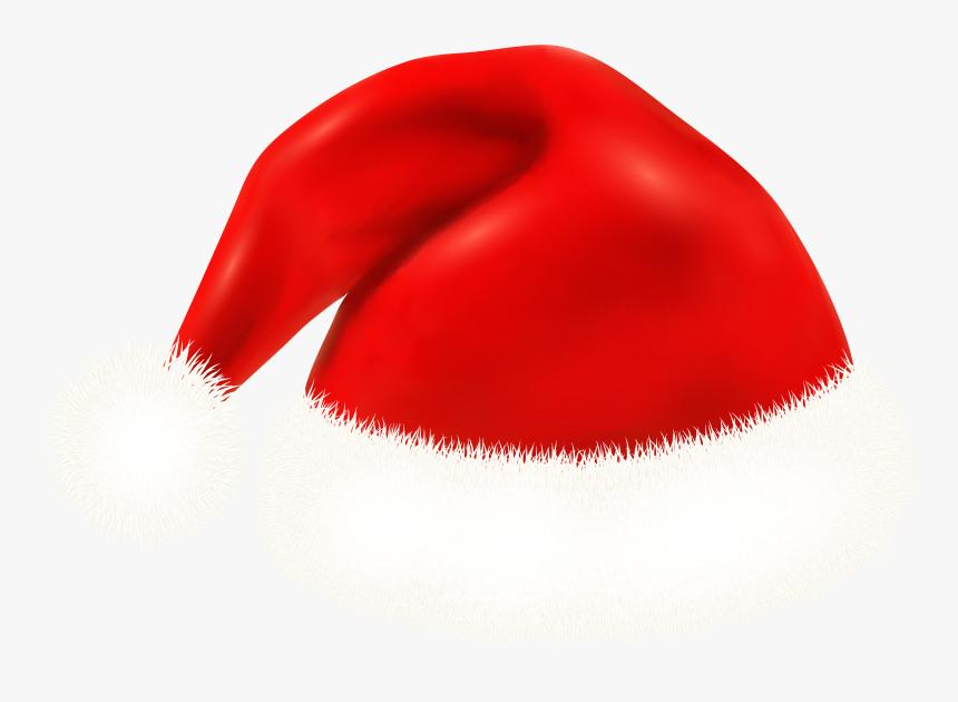 Real Santa Hat Png - Santa Close Cap Png, Transparent Png, Free Download