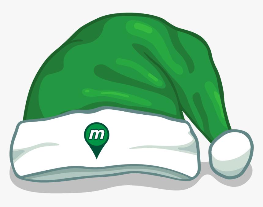 Transparent Santa Hat Clip Art - Black Christmas Hat Png, Png Download, Free Download