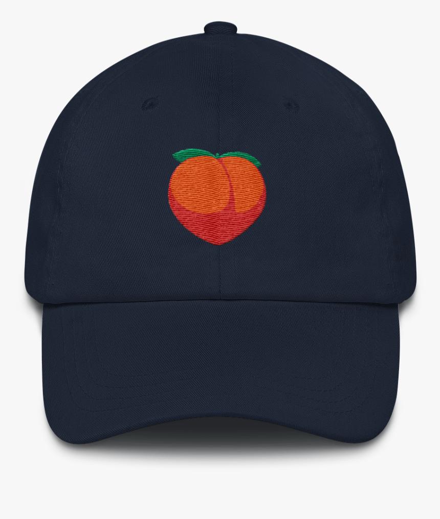 Transparent Emoji Peach Png - Baseball Cap, Png Download, Free Download