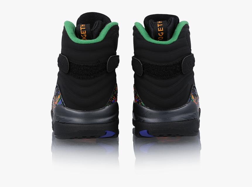 """Air Jordan 8 Retro """"tinker Air Raid"""" - Sneakers, HD Png Download, Free Download"""