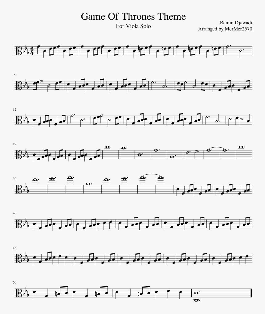Killua's Theme Piano Sheet Music, HD Png Download, Free Download