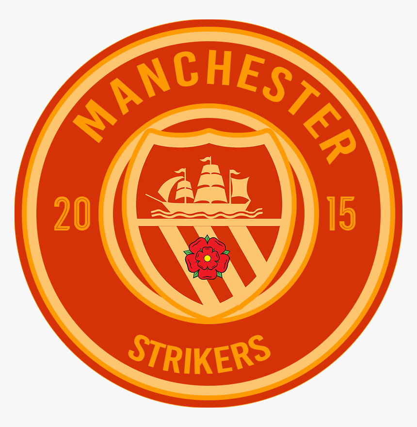 Manchester United Custom Logo , Png Download - Indian Support Centre, Transparent Png, Free Download