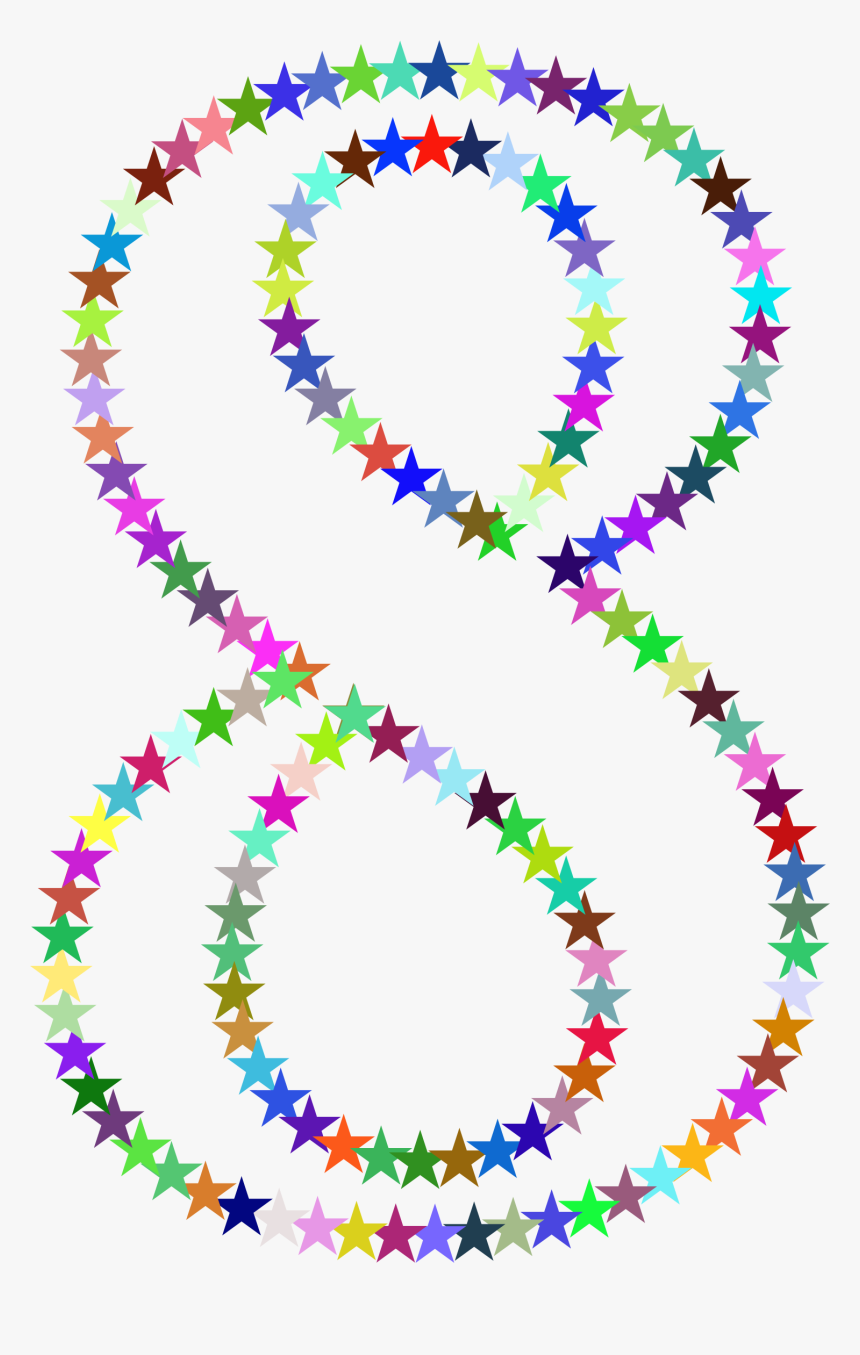 Eight Stars Clip Arts - Icon, HD Png Download, Free Download