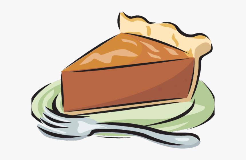 Pumpkin Pie Clipart - Transparent Background Pie Clipart Png, Png Download, Free Download