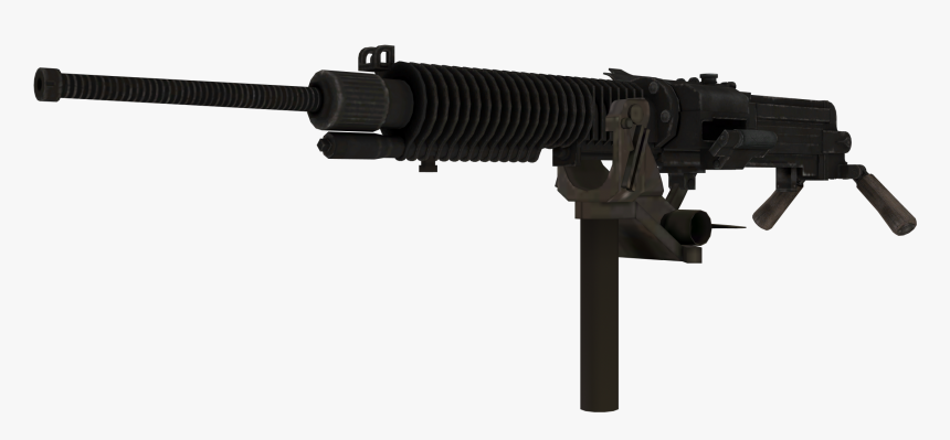 Clip Art Nsv Machine Gun - Type 92 Hmg Mounted, HD Png Download, Free Download