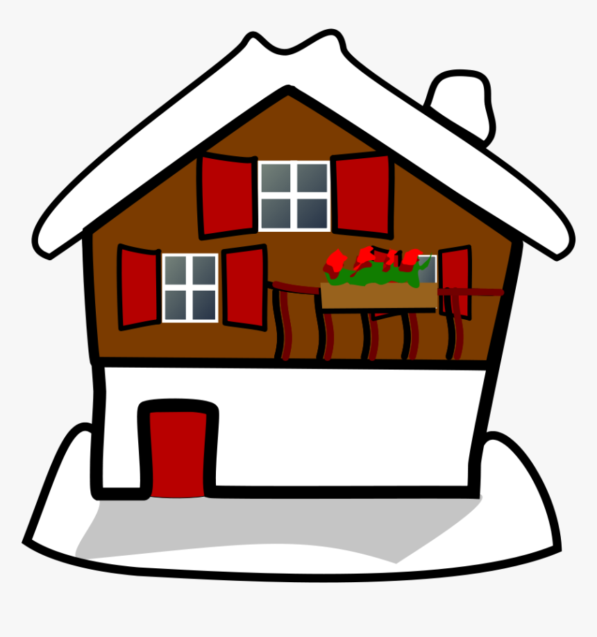 Brick House Clipart - Home Clip Art, HD Png Download, Free Download