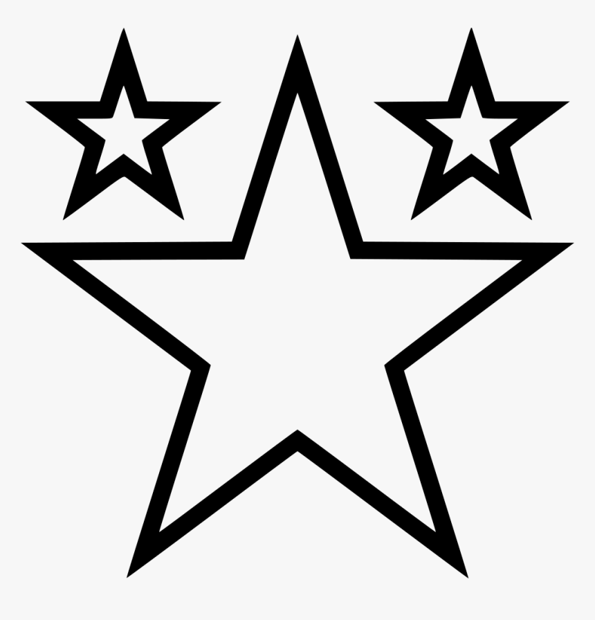 Star,line,symbol,clip Art - Hand Tattoo For Boys Png, Transparent Png, Free Download