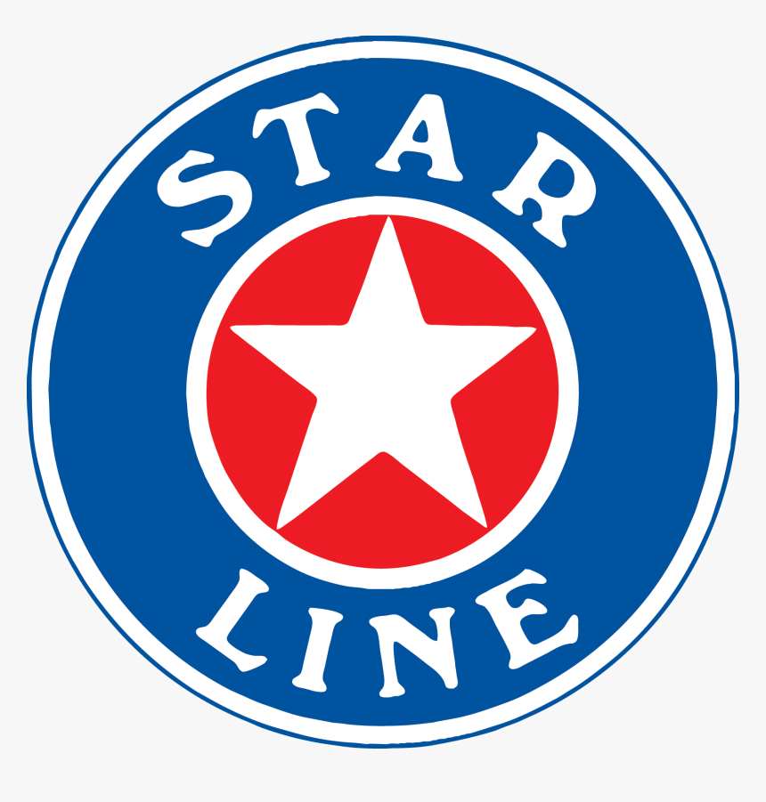 Star Line Logo Mackinac Island Ferry, HD Png Download, Free Download